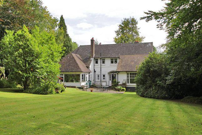 Thumbnail Detached house for sale in Nevill Park, Tunbridge Wells