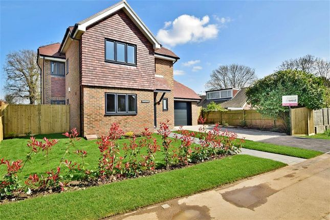 Thumbnail Detached house for sale in Crouch House Road, Edenbridge, Kent