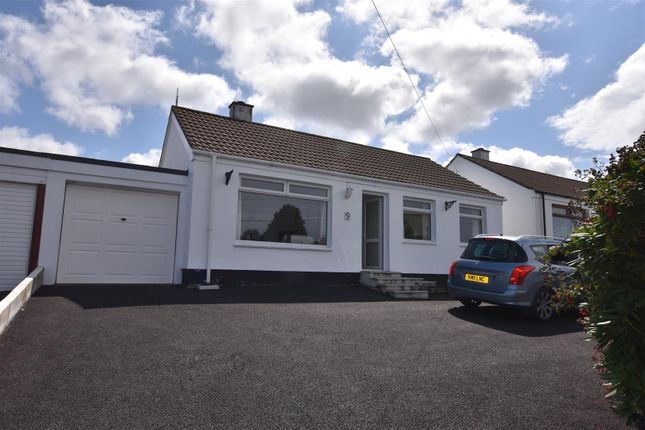 Thumbnail Detached bungalow for sale in Carnkie, Redruth