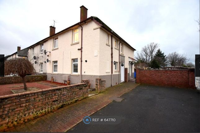 Thumbnail Flat to rent in Shaw Road, Prestwick