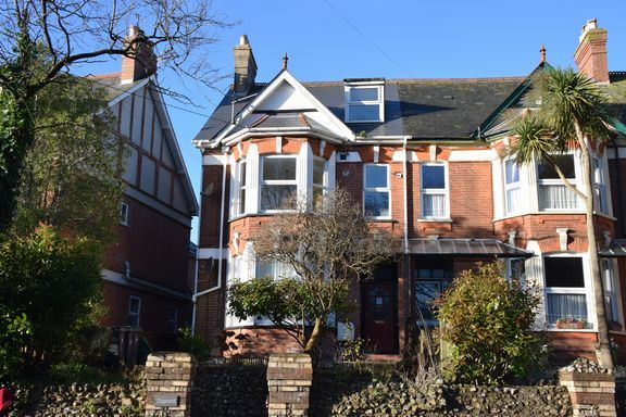 Thumbnail Maisonette to rent in Arcot Road, Sidmouth