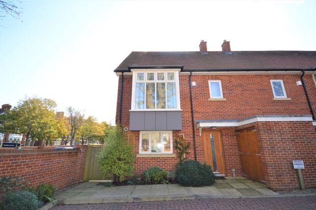 Thumbnail End terrace house for sale in Castle Mews, Folkestone, Kent