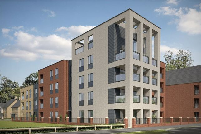 Thumbnail Flat for sale in London Road, Milton Keynes