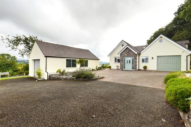 Thumbnail Detached house for sale in Battle, Brecon, Powys