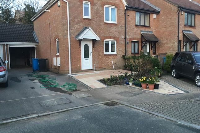 Thumbnail End terrace house to rent in Doulton Gardens, Lilliput, Poole