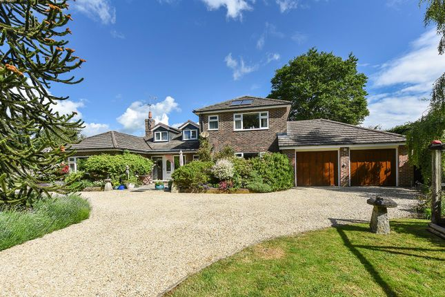 Thumbnail Property for sale in Wildhern, Andover