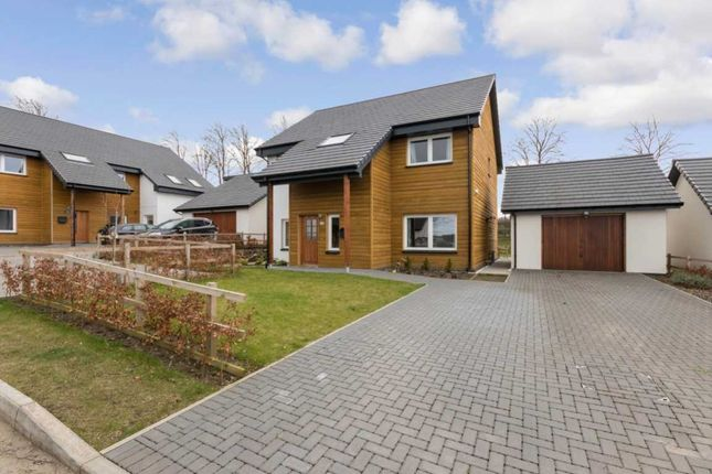 Thumbnail Detached house for sale in 7 Spittal Gardens, Lasswade, Edinburgh