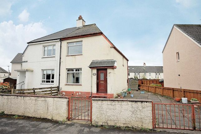 Thumbnail Semi-detached house for sale in Moss Avenue, Linwood, Paisley