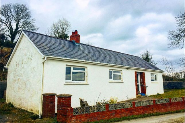 Thumbnail Detached bungalow to rent in Ciliau Aeron, Aberaeron