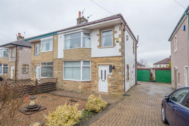 3 bed semi-detached house for sale in Leeds Road, Eccleshill, Bradford
