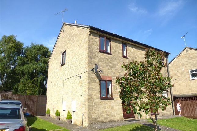 Semi-detached house to rent in Priory Glade, Yeovil