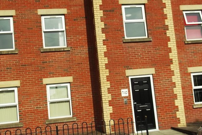 Thumbnail Flat to rent in Harcourt Road, Blackpool