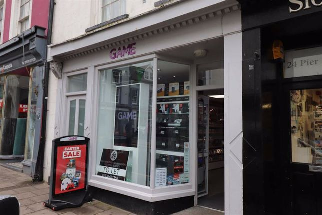 Thumbnail Property to rent in Pier Street, Aberystwyth