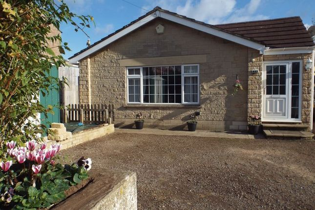 Thumbnail Detached bungalow for sale in Greenway Lane, Chippenham