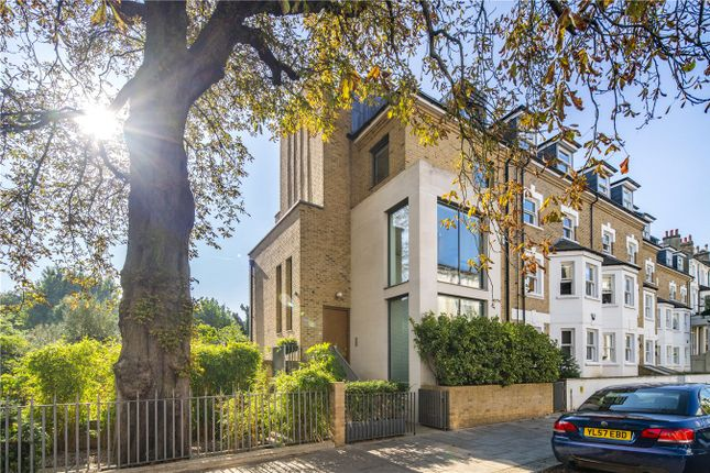 Thumbnail Semi-detached house for sale in Lancaster Grove, Belsize Park, London