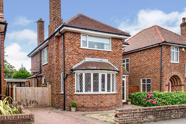 Thumbnail Detached house for sale in Shaftesbury Road, Bridlington, East Yorkshire
