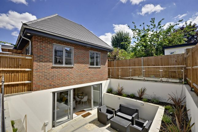 Thumbnail Detached house for sale in Hathaway Gardens, Ealing, London