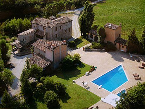 Thumbnail Villa for sale in Montone, Perugia, Umbria, Italy