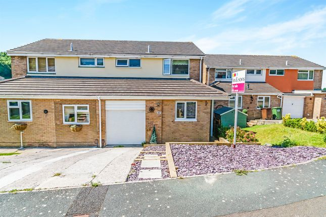 Thumbnail Semi-detached house for sale in Edwards Drive, Plympton, Plymouth