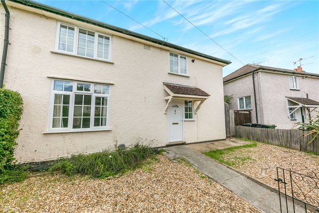 Semi-detached house for sale in The Oval, Guildford, Surrey
