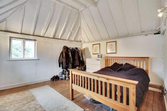 Bedroom of Old White Hart Cottage, High Street, Brasted, Kent TN16
