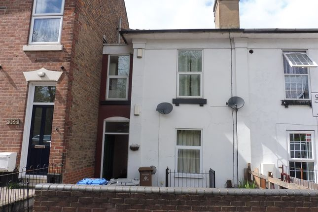Thumbnail Flat for sale in Burton Road, Derby