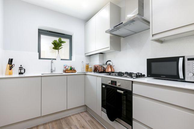 Thumbnail Flat to rent in Gardner Close, Wanstead