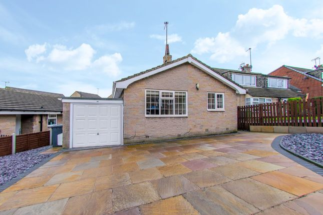 Thumbnail Detached bungalow for sale in Craven Lane, Gomersal