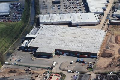 Light industrial to let in Godiva 170, Blue Ribbon Park, Coventry, West Midlands
