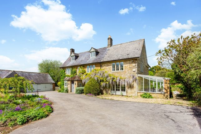 Thumbnail Detached house to rent in Mile Elm, Calne
