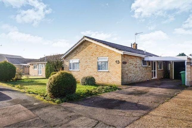 Thumbnail Detached bungalow for sale in Hawk Crescent, Diss