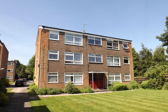 Thumbnail Flat to rent in St. Patricks Close, Kings Heath, Birmingham