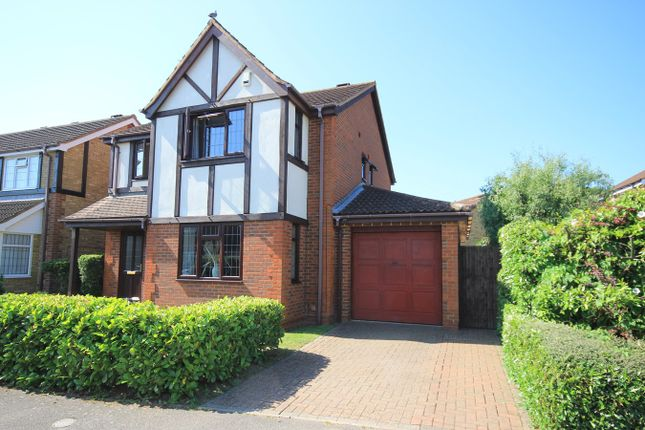 Thumbnail Detached house for sale in Trafalgar Drive, Flitwick