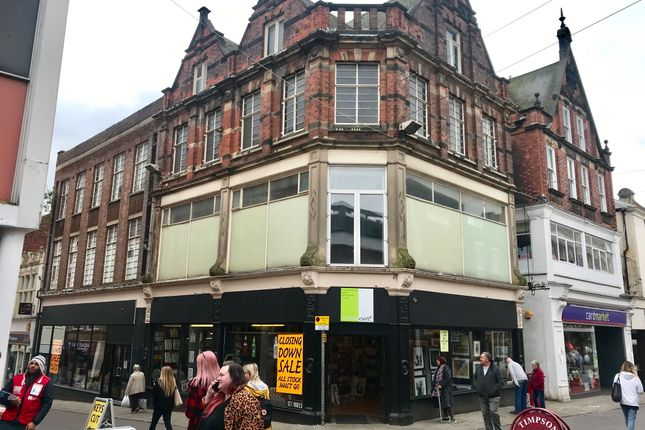 Thumbnail Retail premises to let in 9A/11 High Street, Chesterfield S40, Chesterfield,