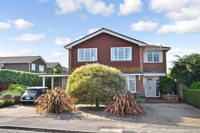 Thumbnail Detached house for sale in Newport Drive, Chichester, West Sussex