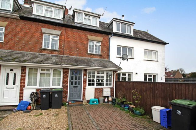 Thumbnail Terraced house for sale in Charles Street, Blandford Forum