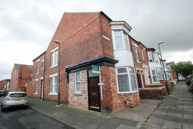 Main Exterior of Hyde Street, South Shields NE33