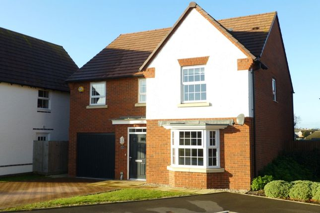 Thumbnail Detached house for sale in Crabtree Leys Main Street, Offenham, Evesham
