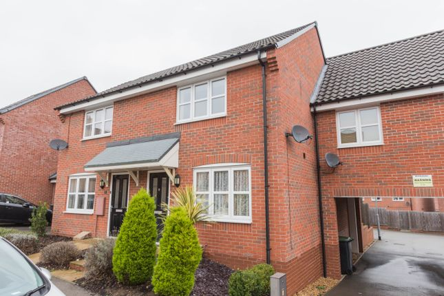 Thumbnail Semi-detached house for sale in Wardens Lane, Irthlingborough, Wellingborough