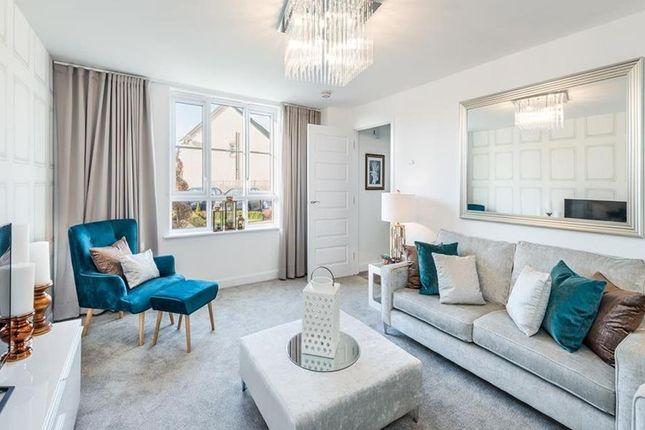 "4 bedroom detached house for sale in ""Balmoral"" at Oldmeldrum Road, Inverurie"