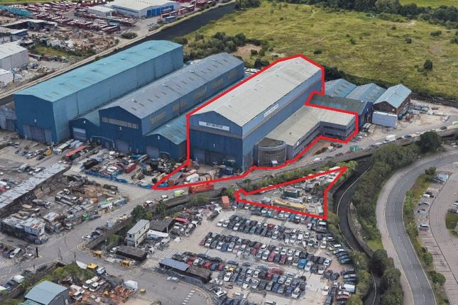 Thumbnail Warehouse to let in Orbital Business Park, Unit 1& Site 2B, 5 Argon Road, London, Greater London
