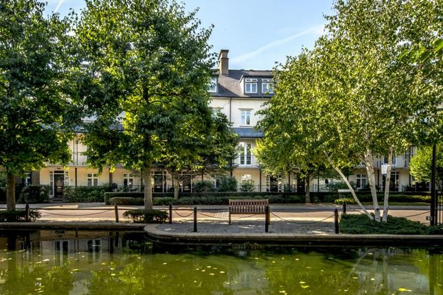 Thumbnail Town house to rent in Melliss Avenue, Kew Riverside Development, Richmond