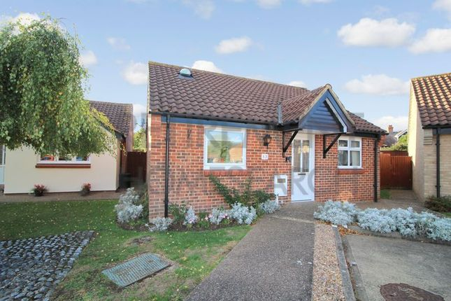 Thumbnail Bungalow for sale in Sheraton Close, Northampton