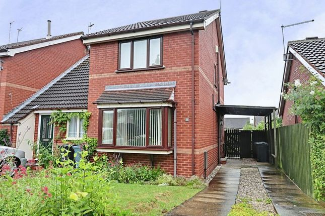 Thumbnail Semi-detached house for sale in Drummond Court, Bransholme, Hull