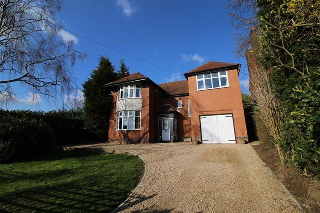 Thumbnail Detached house for sale in Woodhouse Road, Horsley Woodhouse, Ilkeston