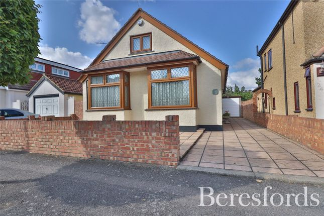 Thumbnail Bungalow for sale in Hastings Road, Gidea Park