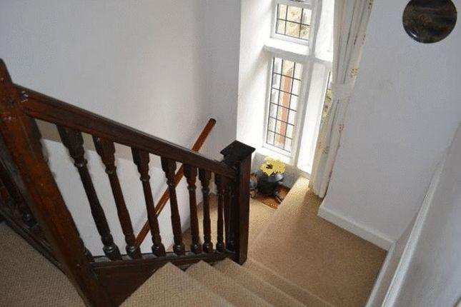 Staircase of New Hall, Edge Lane, Entwistle BL7, Entwistle,