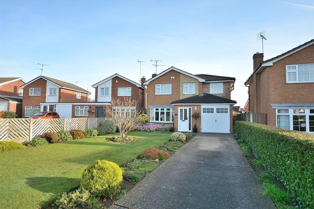 Thumbnail Detached house for sale in Farndale Road, Sutton-In-Ashfield