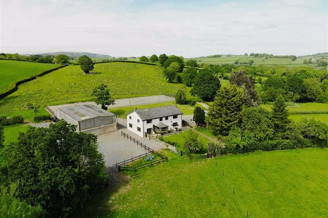 Thumbnail Detached house for sale in Church Road, Llanfrechfa, Nr Usk
