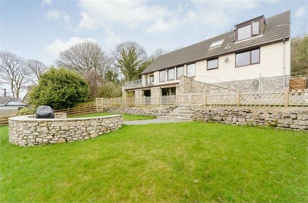 Thumbnail Detached bungalow for sale in Ashmount Road, Grange-Over-Sands, Cumbria